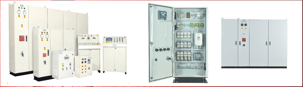 Electrical Control Panel Product